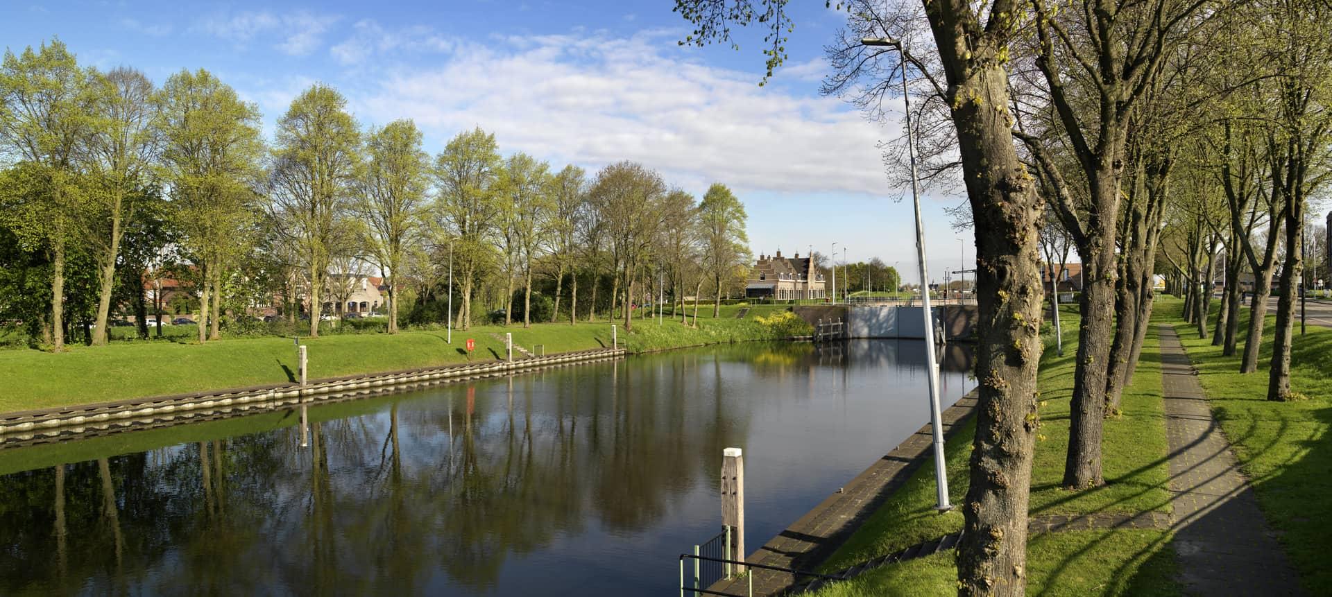 Sluiseiland een voorbeeld van integrale duurzaamheid
